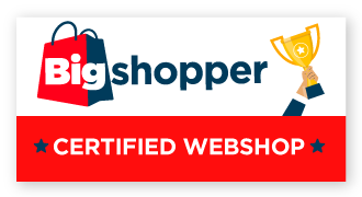Bigshopper Certification Logo
